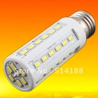 50% discount sale 20pcs/Lot E27/B22/E14 42LEDS 9W Warm&Cold White Corn LED bulbs Bright Hot Wholesale