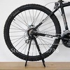 Free shipping,mountain bicycle Road bike wheel hub repair stand floor indoor,U foldable parking bike stand holder/u stand