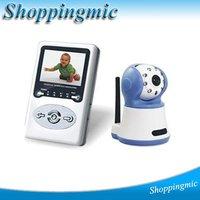 "2012 New Baby monitor,Night vision,2.5""LCD,100M distance,digital signal,interphone function,2-way speak,wireless kits"