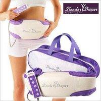 slender  shaper massage slimming belt slender slimming waistband fat get away 10 pcs/lot  free shipping