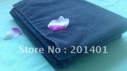 Microfiber Car Care Cleaning Cloth 40*60cm 72g Gray Absorbent Soft Terry 25pcs/lot(China (Mainland))