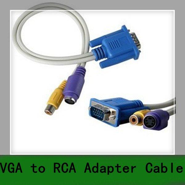 Переходник vga rca своими руками d-sub 15 pin