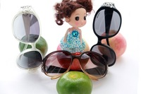 Free shipping women and men sungalsses wholesale and retail sunglasses G&D 508