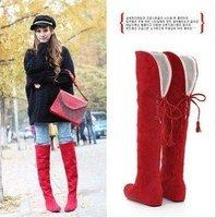 Free Shipping , Ladies Fashion snow boots , Ladies fashion winter half boots  40 41 42 43