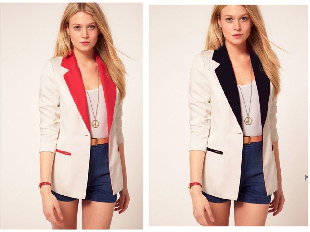 Пиджаки женские модные с
