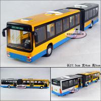 Yellow megalosaurus bus  alloy car models free air mail