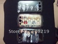 Free shipping,30pcs/lot  One Direction 1D Hard Back Case for Samsung Galaxy S3 III i9300 ,For Samsung Galaxy S3 Case