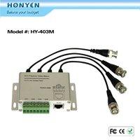 4 CH passive video balun HY-403M
