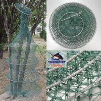 fishing net wholesale new 2012 hot selling fishing nets,floding net,creel, fishing tackle YH03