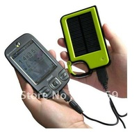 Free shipping for 1450Mah Solar mobile charger outdoor mobile power supply mobile battery charger