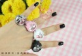 50pcs/Lot FreeShipping Promotional Hello Kitty Fashion ring watch crystal finger watch girl's watch 4 colors