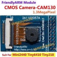 Free shipping FriendlyARM CMOS Camera CAM130 , for 2440 6410 , MINI2440 TINY6410 MINI6410 Tiny210 MINI210