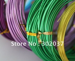 many color 2.0mm*10M aluminum wire(China (Mainland))