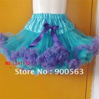 blue  and  purple  girl  tutu,  modern  girl's  pettiskirt