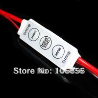 brightness controller for led strip single 12v mini dimmer led