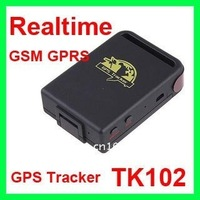 GPS/GSM/GPRS Car Vehicle Tracker TK102 SPY TRACEUR TRACKER TRAQUEUR GPS satellite Device