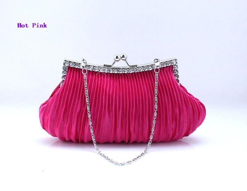 Hot Pink Purse Hot Pink Handmade Women 39 s