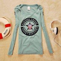 Женская футболка Clotheswhsle L33 2011 t t olorful