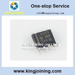 LM393DR LM393 LM393DR2G IC COMP DUAL OFFSET LV 8SOIC(China (Mainland))