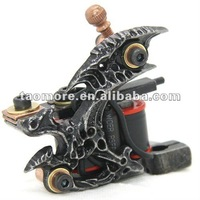 Машинка для тату Classical Iron Tattoo Machine Gun for shader Liner 8 Wrap Coils WS-M133