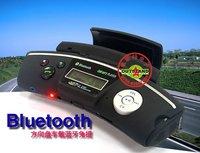 Yk-168diii steering wheel bluetooth car bluetooth mp3 caller id wireless earphones