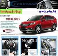 car alarm system passive keyless entry system pke engine start stop system for Honda CR-V 2012 with door handle