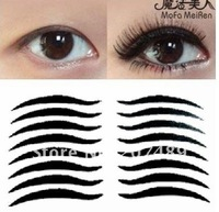 16PC/PACK black stripe make up eyeliner  Smoky beauty wholesale