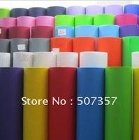 2014 Wholesale Nonwoven fabric / big red wedding carpet carpet fabric / film / nonwoven wedding gig