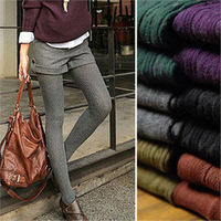 Stockings autumn and winter the esos all-match multicolour twisted , dsmv 100% cotton pantyhose legging