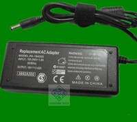 Factory Wholesale 15pcs/lot DHL Free shipping Laptop AC Charger 19V3.42A 5.5*2.5mm CE