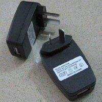 AU CHARGER  USB Australia Plug Charger 200pcs/lot