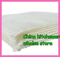18x16cm, 50pcs/lot, magic wash cloth,kitchen towel, bamboo fiber cleaner, strong ability to oil, anti-bacterial,freeshipping