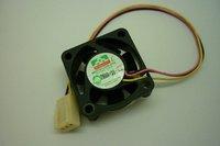 MAGIC 3010 MGT3012YR-O10 12V 0.07A 3P cooling fan