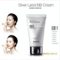 Free Shipping 100% Guarantee New Makeup Silver whitening concealer BB cream SPF35 PA+ 50ml/1.7oz 5PCS/LOT