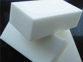 [ Life Art ] Nano sponge    magic sponge to wipe magic sponge, Magic decontamination wipe scouring pad  (10 * 6 * 2 cm)