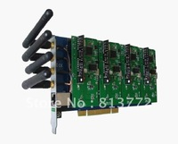 GSM Asterisk PCI card GSM400P(Free shipping)