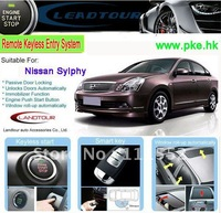 Remote car starter remote control keyless entry system remote control keyless entry system for Nissan Sylphy