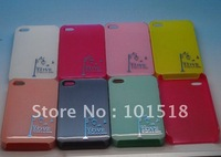 Free shipping &50pcslot  New  Street lights Series Hard Case for iPhone 4 4G 4S