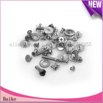 For iphone 4 4G full set screws Top quality 100% gurantee 10pcs/lot  Free shipping
