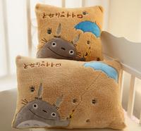 Free shipping , 40cm  totoro pillow ,totoro plush toy , car cushion, cute gift toys