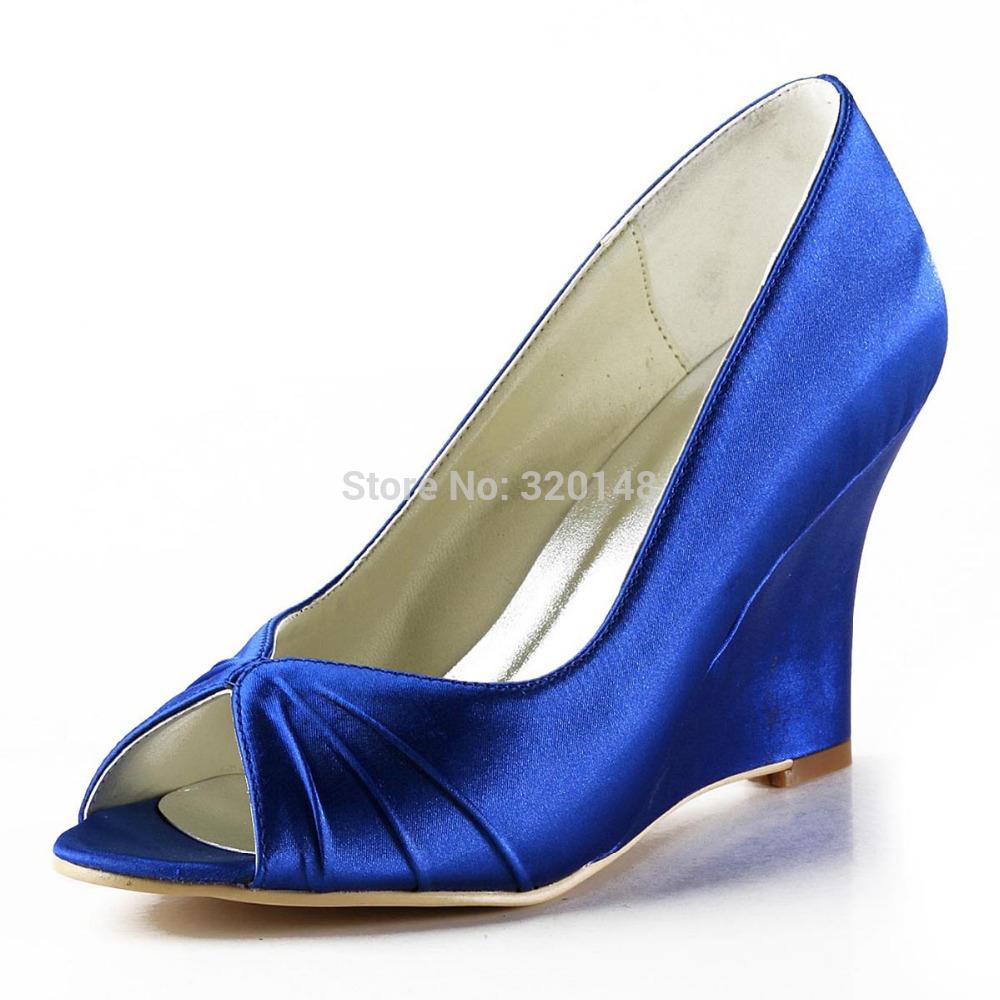 Heels With Wedge