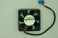 5cm KDE1205PHV3 5015 12V 0.5W 3P Cooling fan