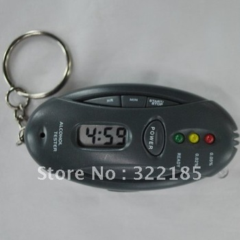 Wholesale-Digital Display Breath Alcohol Tester 2120 100pcs/lot