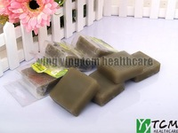 bamboo charcoal loess massage soap whitening and nourishing skin 100g/pcs