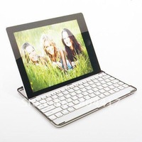 Free Shipping New Mobile Bluetooth Wireless Keyboard for Apple iPad 2/3, Wholesale and Retail