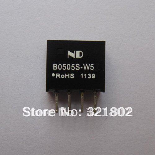 Промышленный источник питания Nengda & OEM dc dc/dc b0505s/w5 dc B0505S-W5 dc