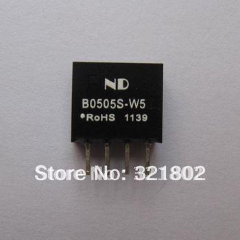 Isolation dc-dc converter B0505S-W5 dc dc modules power module Free shipping