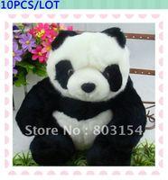 Christmas gift 8inch panda plush toys doll Kung Fu Panda children's favorite gift 10PCS/LOT Free shipping
