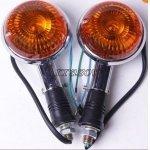 Turn Indicator Signal Lens For YAMAHA XV535 XV920 Virago VMAX1200 XVS650