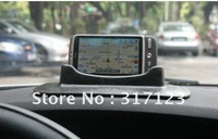 Free shipping (5PCS/LOT)Dashboard Sticky Anti-slip Sticky Pad Holder For iPhone GPS Mobile PSP PDA car anti slip mat sticky pad